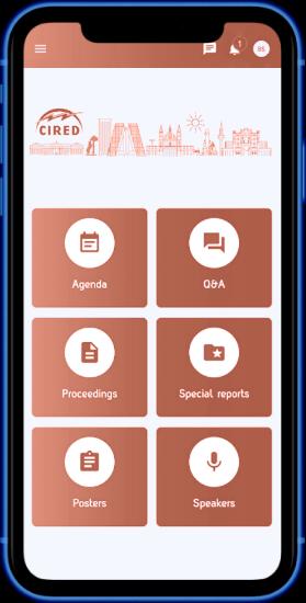 Phone App cired 2023